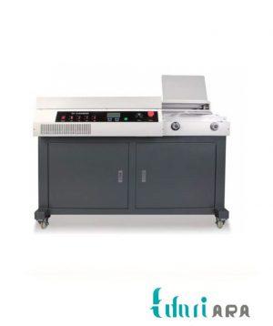 دستگاه چسب گرم صنعتی مدل AX-50X سایز A4